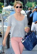 Kate Upton out in NYC 6/17/13