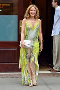 Kylie Minogue - out in NYC 6/18/13
