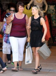 Ali Larter - at The Grove in LA 6/21/13