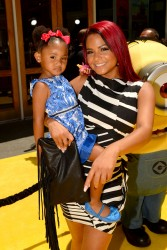 Christina Milian - 'Despicable Me 2' premiere in Universal City 6/22/13