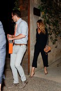 Blake Lively - at a restaurant in Girona, Spain 6/25/13