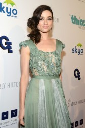 Crystal Reed - 4th Annual Thirst Gala in Beverly Hills 6/25/13