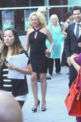 Virginia Madsen - 'The Hot Flashes' premiere in Hollywood 6/27/13