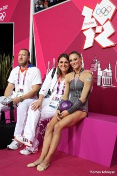 Les moments complices gymnaste/entraîneur 26e8ce262732895
