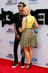 Amber Rose - 2013 BET Awards 6/30/13