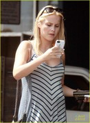 Claire Holt - out in LA 7/2/13