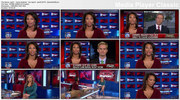 HARRIS FAULKNER cleavage - january 23, 2010