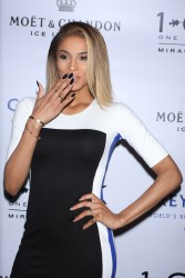 Ciara - celebrates her 5th album release at 1OAK nightclub in Las Vegas 7/5/13