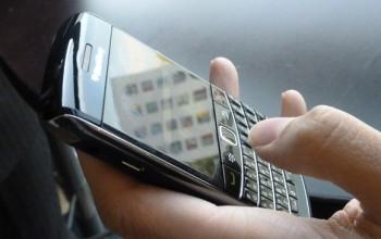 Ilustrasi BlackBerry - Ist.