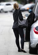 Mena Suvari - out in Beverly Hills 7/10/13