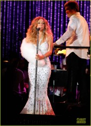 Mariah Carey - 2013 Major League Baseball All-Star Charity Concert in NYC 7/13/13