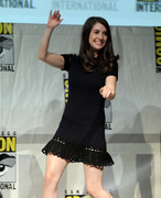 Alison Brie - 'Community' celebrating the fans at Comic-Con in San Diego 7/21/13