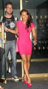Melanie Brown - Tight Dress Out and About in NYC (Ass Shots!)