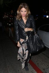 Ashley Benson - at the Chateau Marmont in LA 7/26/13