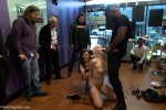 Ranie Mae Tied up and Remorselessly Fucked in Public - Kink/ PublicDisgrace (2013/ HD 720p)