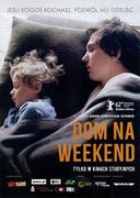 Przód ulotki filmu 'Dom Na Weekend'