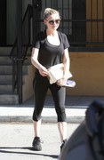 Kirsten Dunst - leaves the gym in Studio City 7/29/13