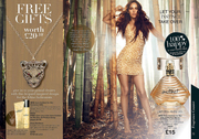 Megan Fox Instinct for avon ads,