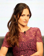 Minka Kelly - 'Almost Human' panel 2013 Summer TCA Tour in Beverly Hills 8/1/13