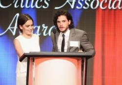 Emilia Clarke - 29th Annual Television Critics Association Awards in Beverly Hills 8/3/13