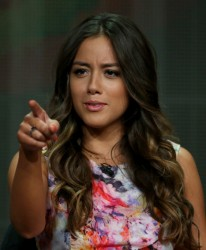 Chloe Bennet - 'Agents of S.H.I.E.L.D.' panel 2013 Summer TCA Tour in Beverly Hills 8/4/13