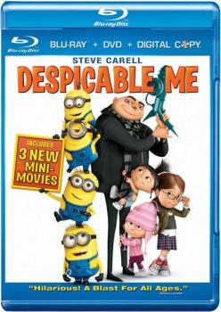 Despicable Me 2010 m720p BluRay x264-BiRD