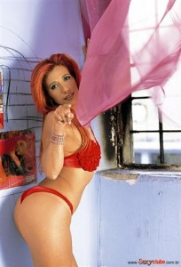 Fotos da Rita Cadillac pelada