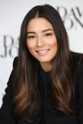 Jessica Gomes - meet & greet at David Jones Bourke Street Mall in Melbourne 8/7/13