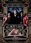 Przód ulotki filmu 'Wielki Gatsby'