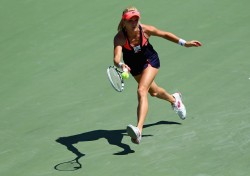 Agnieszka Radwanska - Rogers Cup Day 5 in Toronto 8/9/13
