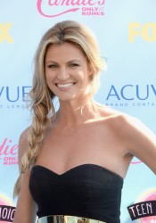 Erin Andrews - 2013 Teen Choice Awards 8/11/13