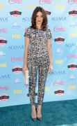 Crystal Reed - Teen Choice Awards 2013 at Gibson Amphitheatre in Universal City  11-08-2013   7x 31bc0b270054174