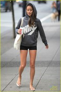 Jamie Chung - Out in Vancouver 8/12/13