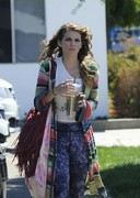 AnnaLynne McCord - goes skydiving for Somaly Mam Foundation in LA 8/17/13
