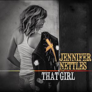 """Jennifer Nettles - """"That Girl"""" single cover - X 1 MQ"""