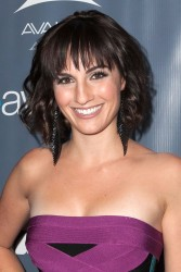 Alison Haislip at the 1st Annual Geekie Awards in Hollywood on August 18, 2013