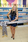 Maria Sharapova - Sugarpova Accessory Collection Launch in NYC 8/20/13