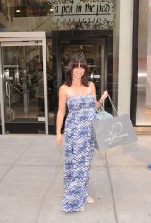 Jennifer Love Hewitt - out in NYC 8/21/13