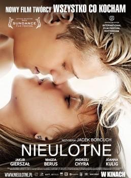 Polski plakat filmu 'Nieulotne'