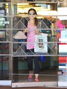 Lucy Hale - out in Toluca Lake 8/23/13