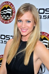 A.J. Cook - Acura KOST celebrity concert & pageant in Laguna Beach 8/24/13