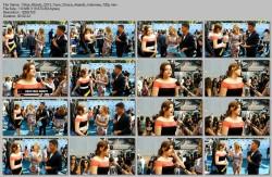 Chloe Moretz   2013 TCA Red Carpet Interview