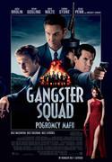 Polski plakat filmu 'Gangster Squad. Pogromcy Mafii'