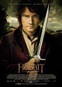 Polski plakat filmu 'Hobbit: Niezwykła Podróż'