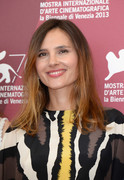 Virginie Ledoyen - International Jury Photocall at the 70th Venice International Film Festival 8/28/13