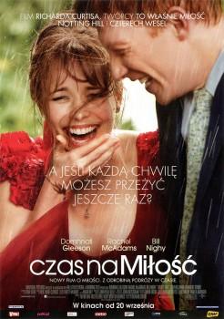 Przód ulotki filmu 'Czas Na Miłość'