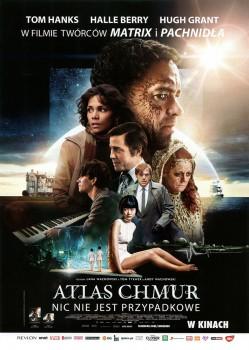 Przód ulotki filmu 'Atlas Chmur'