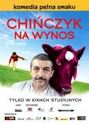 Przód ulotki filmu 'Chińczyk Na Wynos'