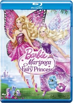 Barbie Mariposa and the Fairy Princess 2013 m720p BluRay x264-BiRD
