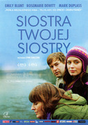 Przód ulotki filmu 'Siostra Twojej Siostry'